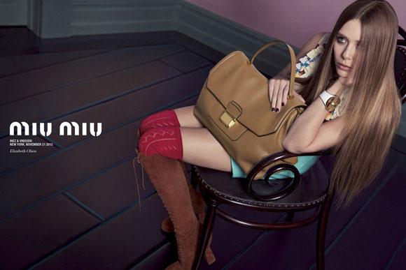fb15005e278d Miu Miu SS14 Campaign — Lei Lady Lei